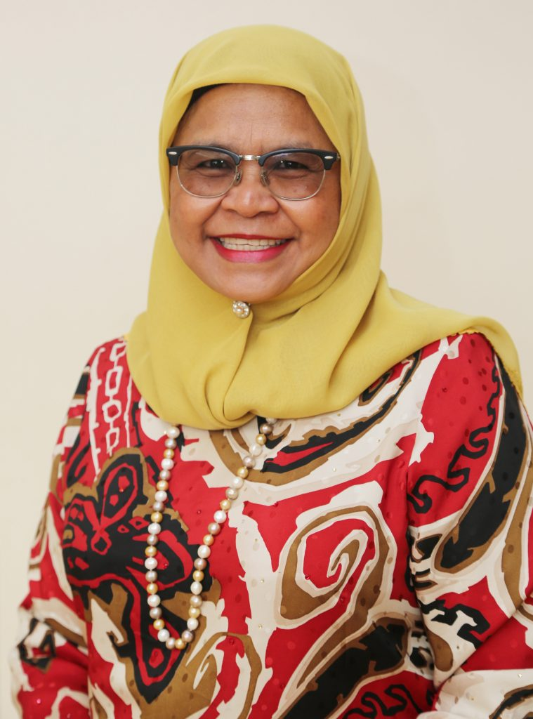 MS. MAIMUNAH MOHD SHARIF