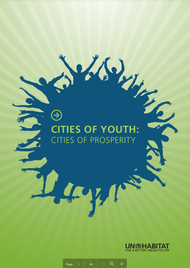 cities of youth cities of prosperity