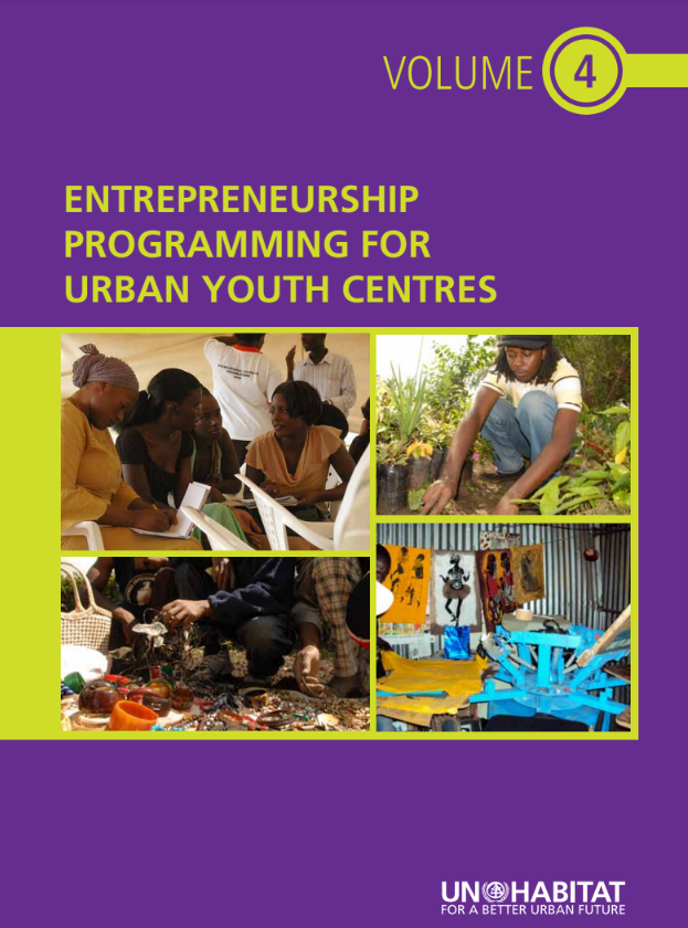 Entrepreneurship Programming for Urban Youth Centres