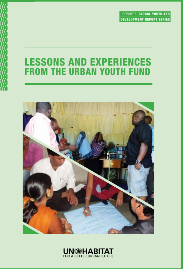 Lessons and experiences from the urban youth fund