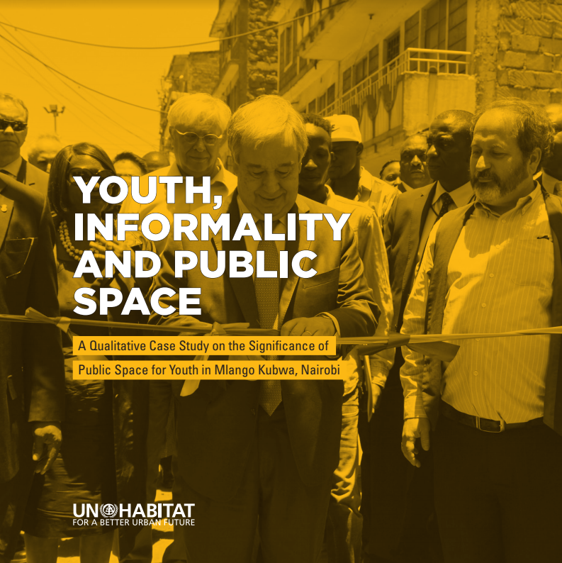 Youth informality and public space