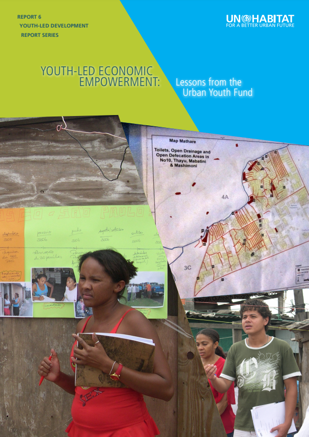 Youth-led Economic Empowerment - Lessons from the Urban Youth Fund