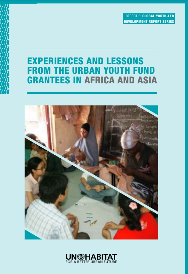 experiences and lessons from the urban youth grantees in africa and asia