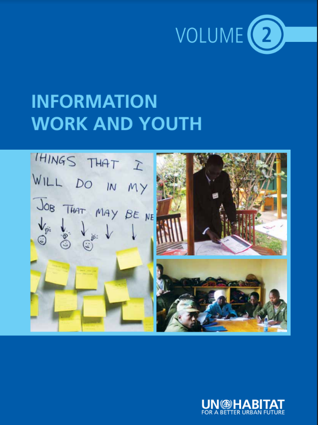 Information, work and youth