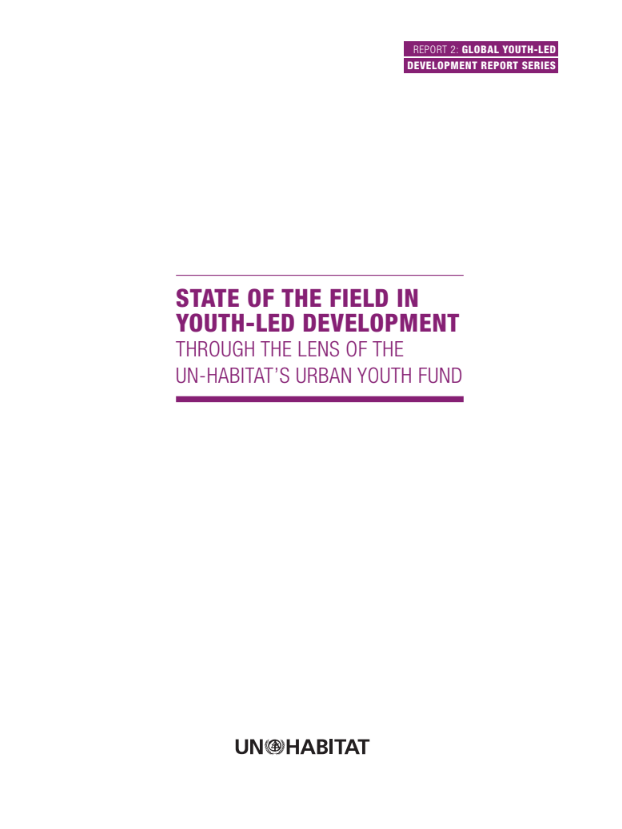 state of the field in youth-led development