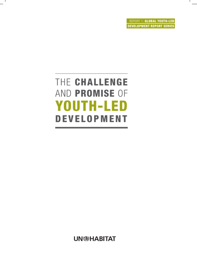 the challenge and promise of yoth-led-development
