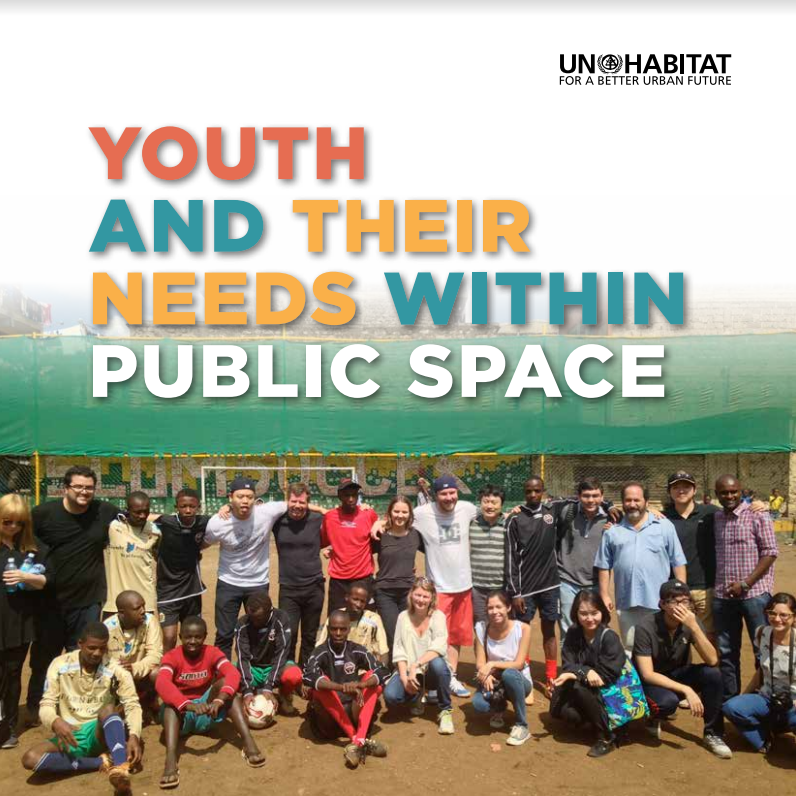 youth and their needs within public spaces