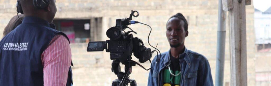 UN-Habitat's latest podcast episode explores life in a Nairobi slum during COVID-19