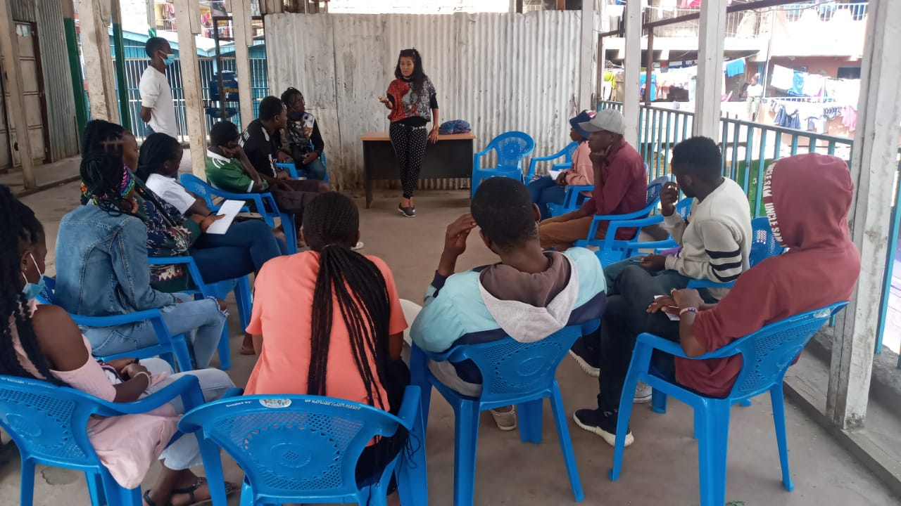 Emmy-Award-Winning-Film-Maker-gives-Workshop-Training-on-Creative-Economy-in-Mathare-Informal-Settlement-Nairobi-Kenyawpparagraph